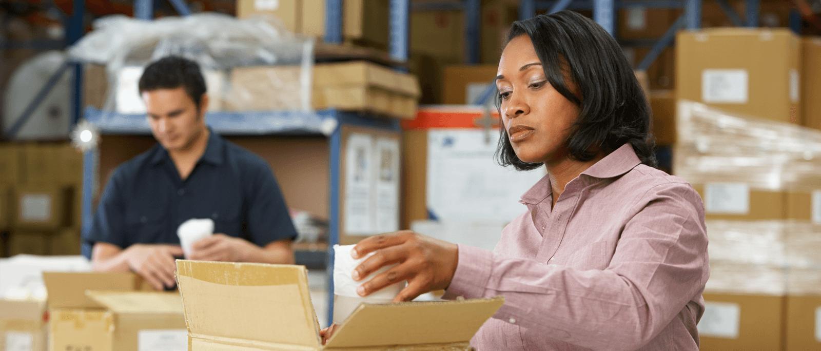 Warehouse Packer Job Description & Requirements