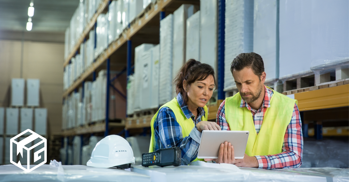 Warehouse Inventory Manager Job Description
