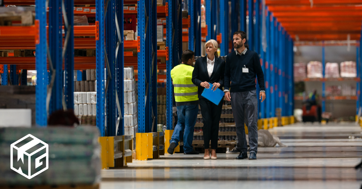 Types of Managerial Jobs in a Warehouse