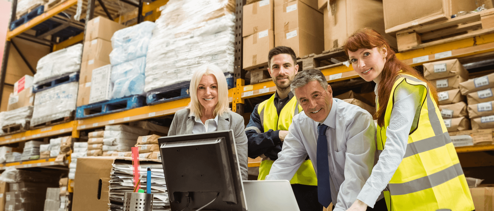 List of 14 Different Warehouse Job Positions