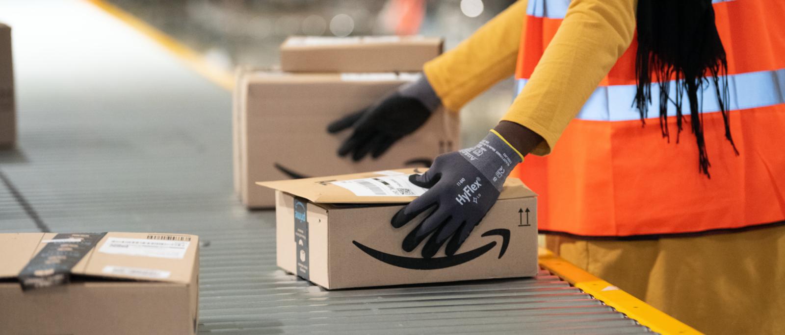 Amazon Fulfillment & Warehousing Locations